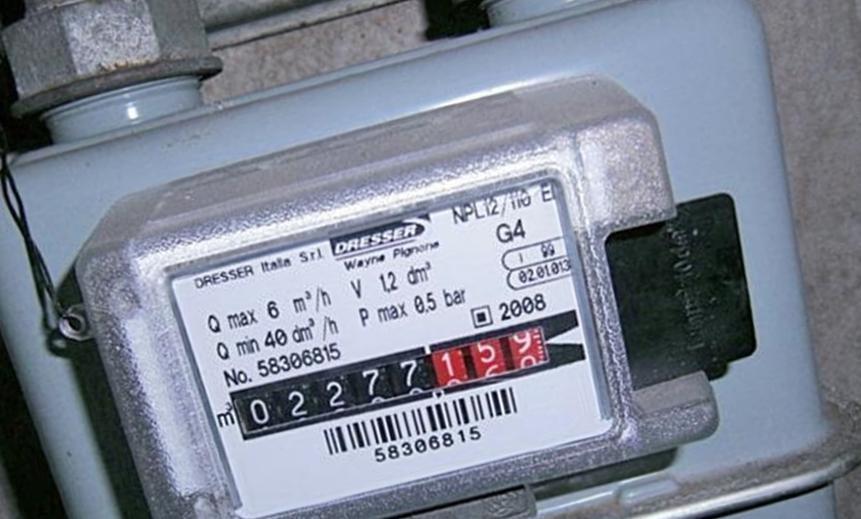 Che cos 39 l 39 autolettura wekiwi - Contatore gas in casa ...