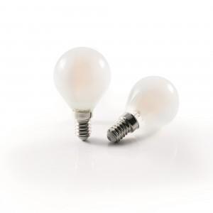 LED Bulb E14 4W Satin