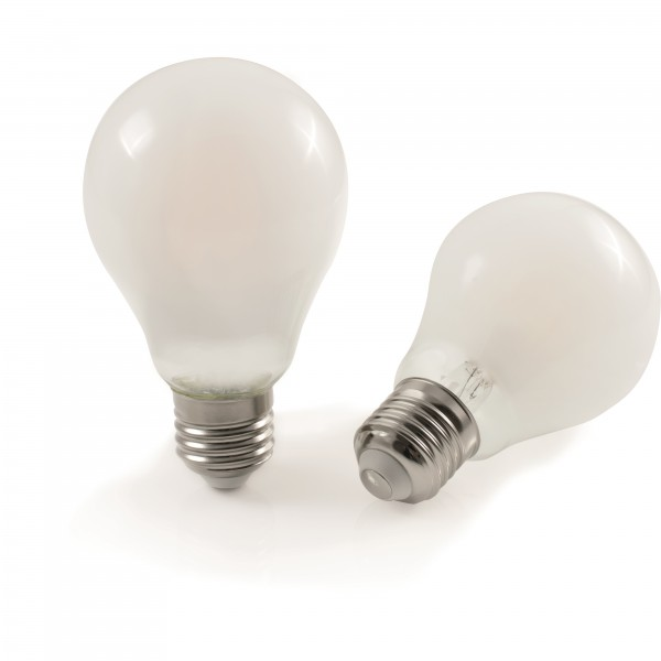 LED Bulb E27 8W 12W Satin