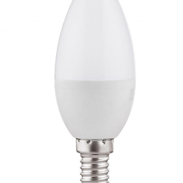 LED CANDLE E14 4 WATT SMART